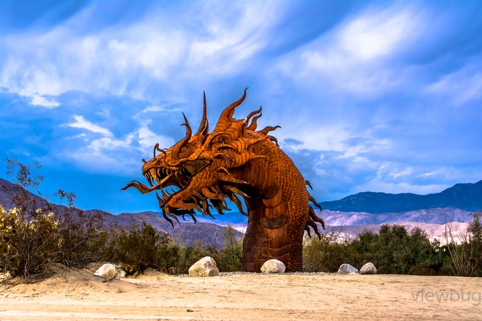 Anza Borrego by dkvart1 - Subjects On The Ground Photo Contest