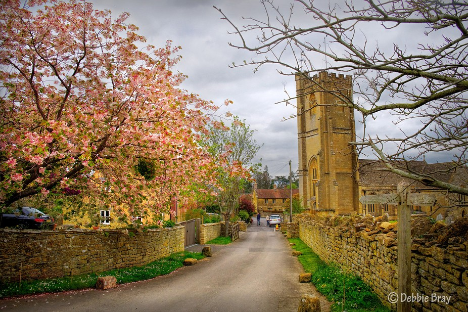 Montacute, a small village in southern UK.
