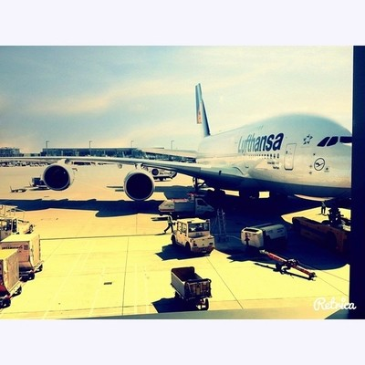 The King of the Skies... Airbus 380.