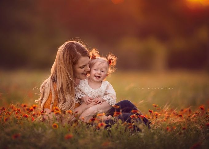 A Mother's Love by lisaholloway - Motherhood Photo Contest 2017