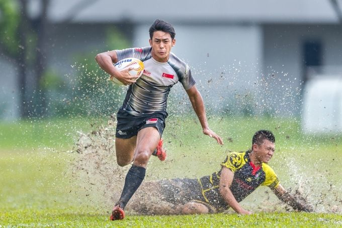 SEA Rugby 7s by BpChua - Running Photo Contest