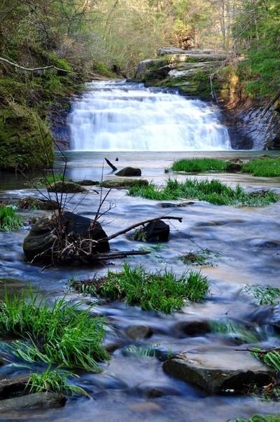Kinlock Falls