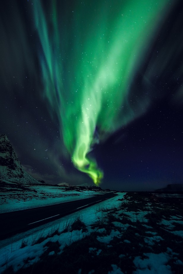 Aurora Borealis. by kireevart - Celebrating Nature Photo Contest Vol 3