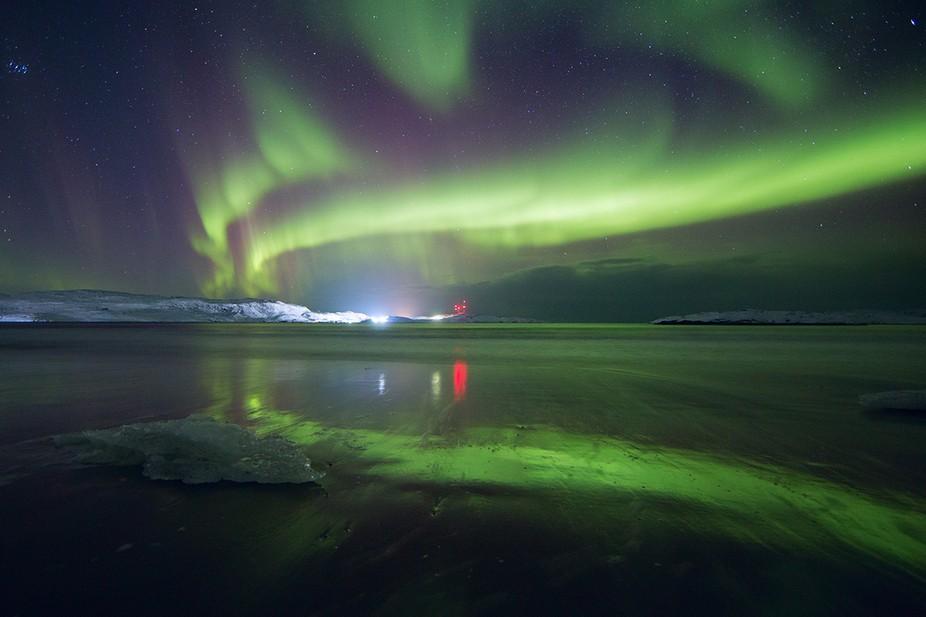 Russia, Kola Peninsula, Murmansk region, Barents sea,  2017