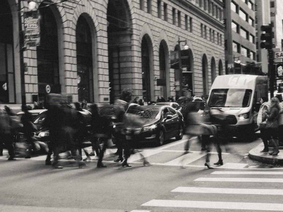 San Francisco Rush Hour