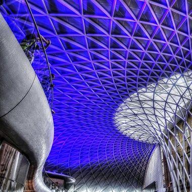 St Pancras Station (2), London