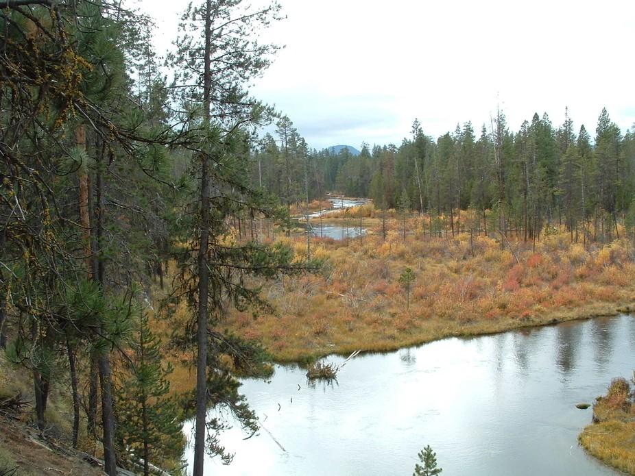 Fall River, Central Oregon