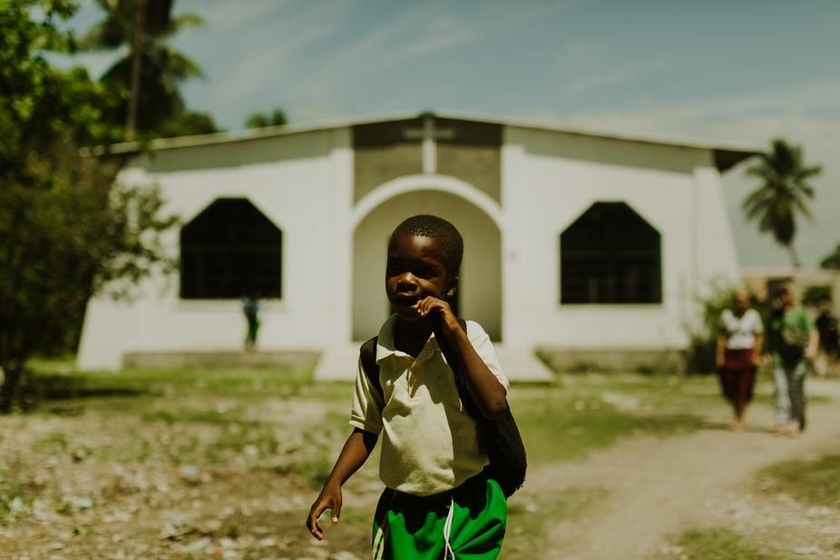 A Week in Haiti