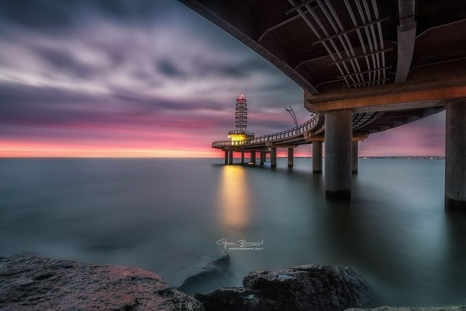 Dawn by glennbernasol - Promenades And Boardwalks Photo Contest