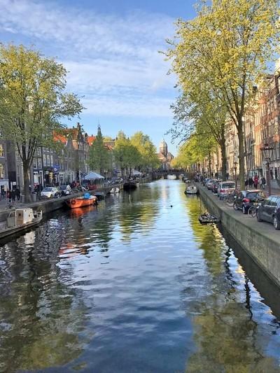 AMSTERDAM - Easter 2017 -