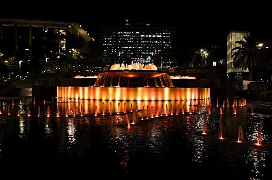 Night Light - Fountain