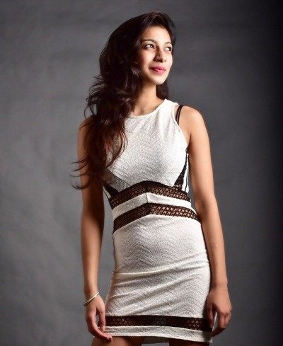 Komal, she has style and she is bold..