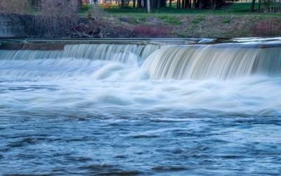 Maple Dam Falls