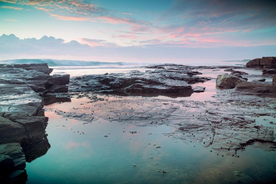 Port Kembla Beach