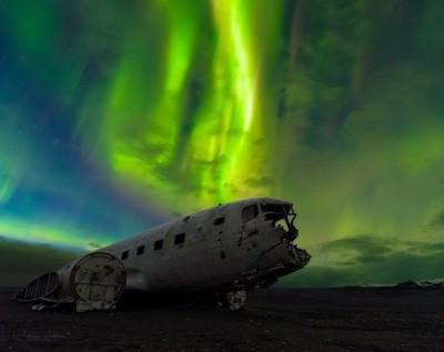 Sólheimasandur-DC-3