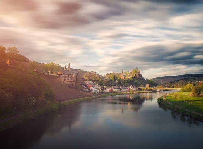 Saarburg by Arbustus - Photogenic Villages Photo Contest