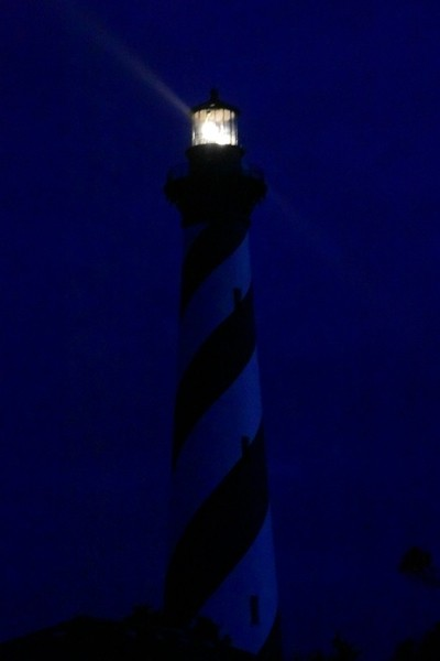 Cape Hatteras at Night