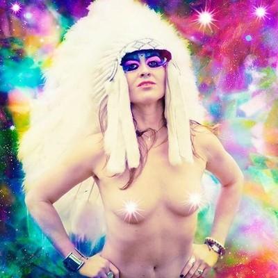W ∆ D Ξ R F O L K - G O D D Ξ S S_ #wanderfolk #goddess #cosmic #tribe