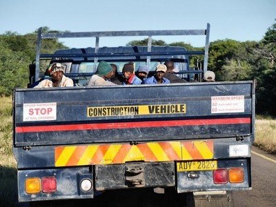 Transportation in South Africa