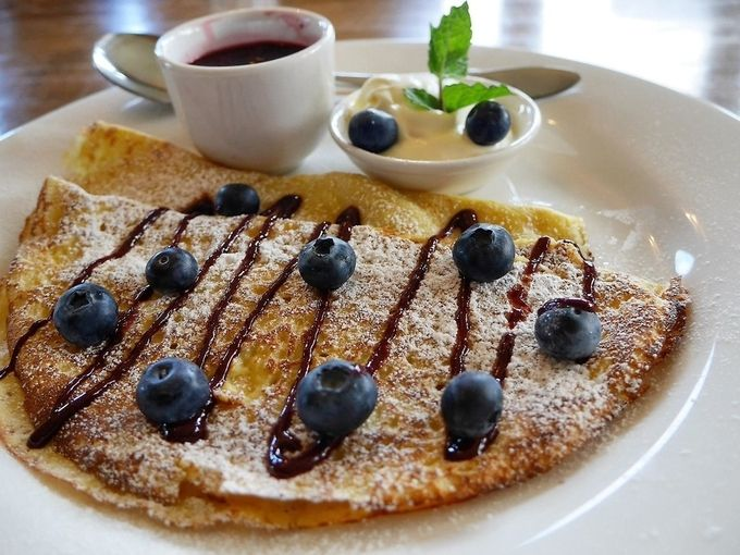 Blueberry pancake by cakemp55 - Delicious Photo Contest