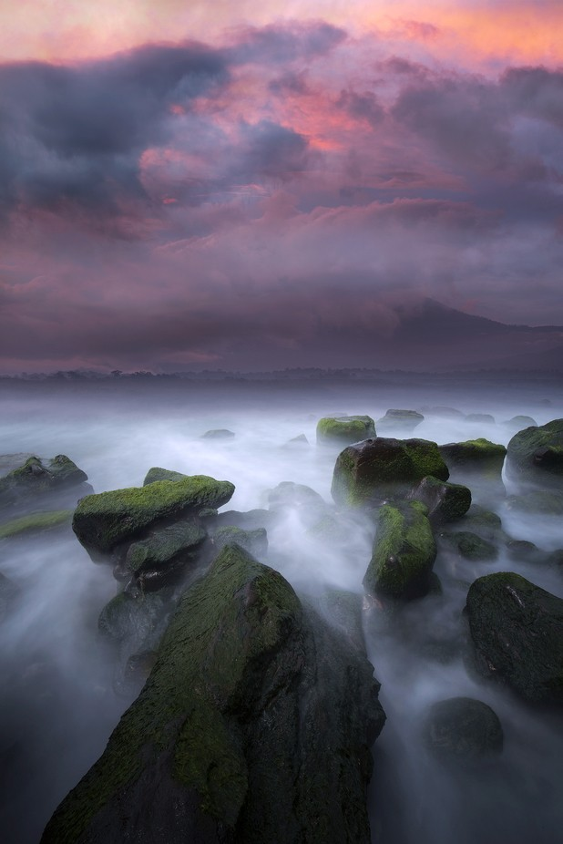 Apparition  by WildSeascapes - Boulders And Rocks Photo Contest