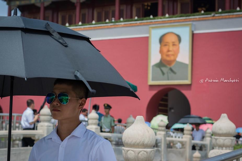 Mao is always watching you