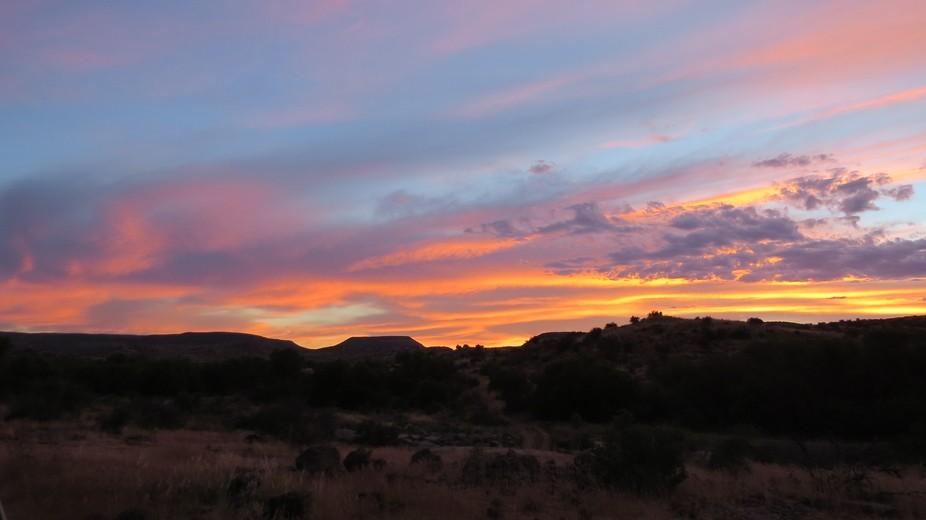 Sunset 212