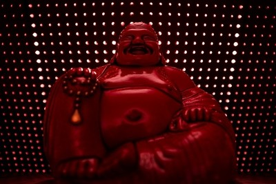 More Buddha Than Buddha