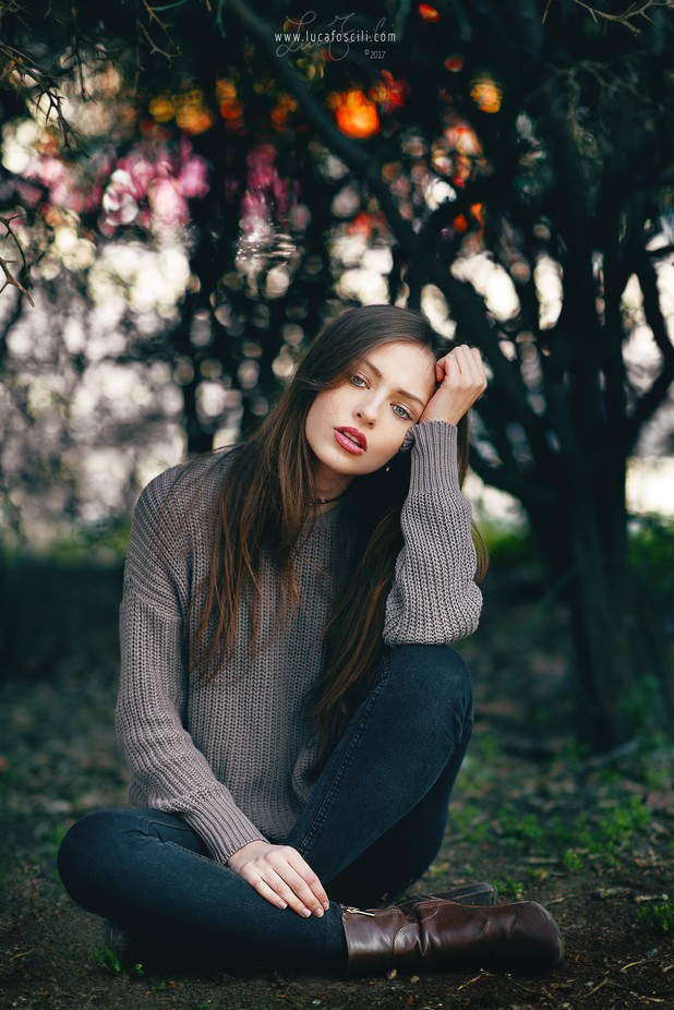 Sabrina Barca by lucafoscili - A Hipster World Photo Contest