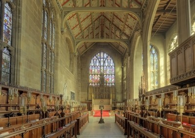 Chancel and Altar