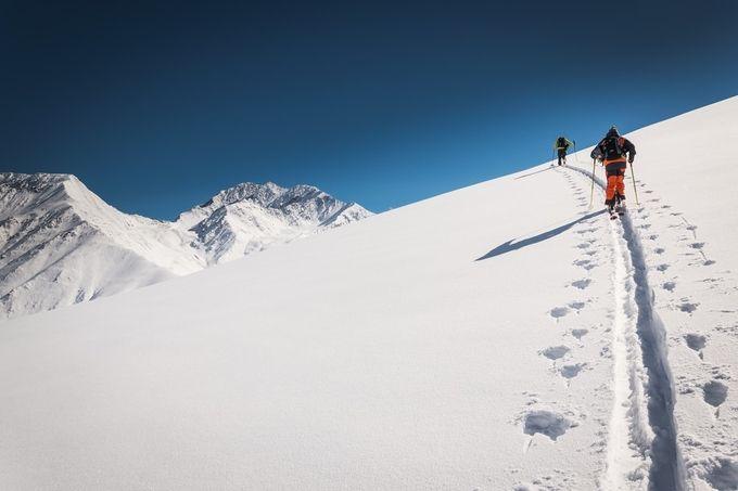 Follow the Track by andrisnikolajevs - Winter Sports Photo Contest