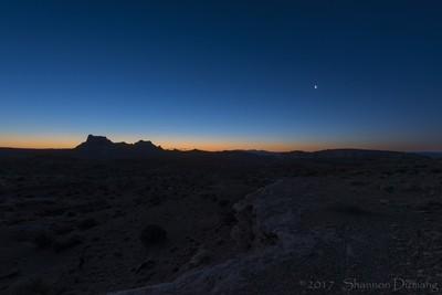 Temple Peak, Utah