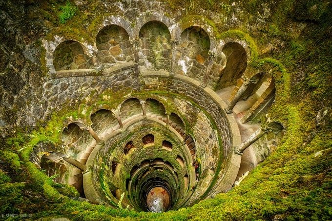 Initiation well by Megabrain - Stairways Photo Contest