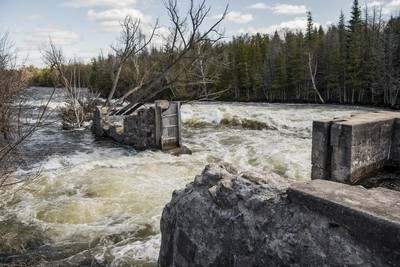 Old Mill Rapids