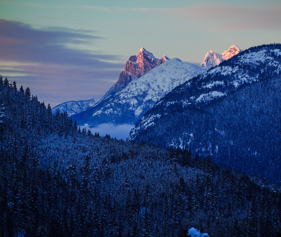 North Cascades can't miss