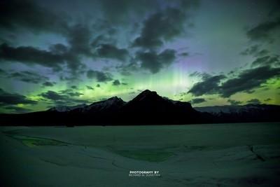 Banff Lights