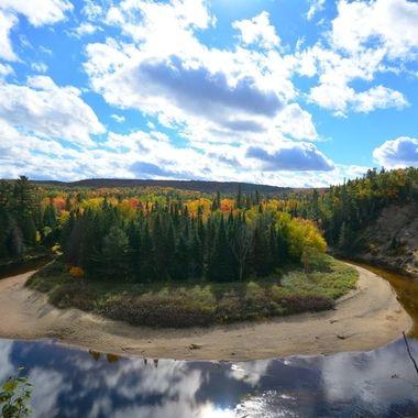 Arrowhead Provincial Park Ontario Canada Big Bend