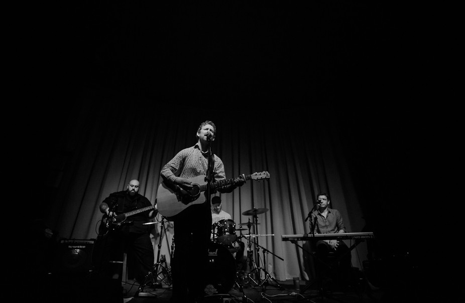 Taken at their gig at the Wesley Anne in Northcote.