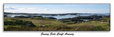 Sunny Side Croft, Arisaig Scotland