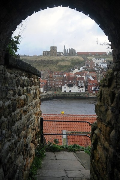 Whitby Abby North Yorkshire