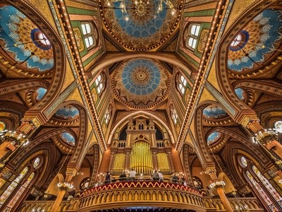 Isaac M. Wise Temple Cincinnati Ohio