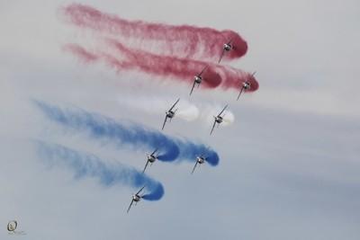 Patrouille de France Head On