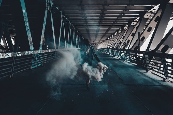 Anna by klepikovadaria - Everything Smoke Photo Contest