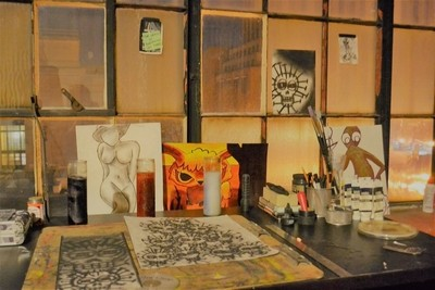 A Friend's Studio