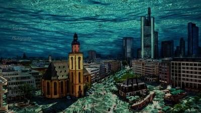Frankfurt Under Wather