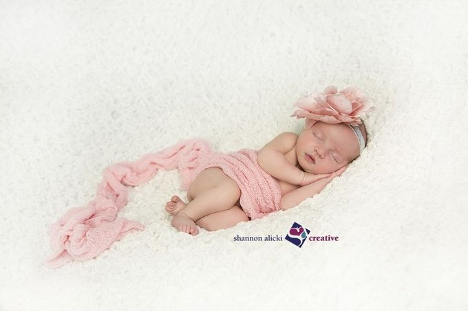 Pretty in Pink by shannon_alicki_creative - Babies Are Cute Photo Contest