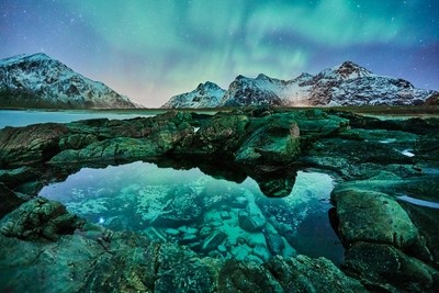 Skagsanden Aurora