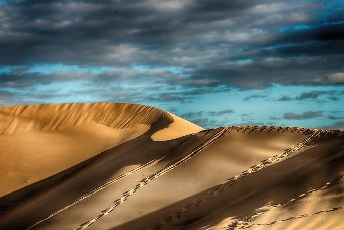 THE DUNE WITH THE LONG SEAMS by SpicyArtWorks - My Best Shot Photo Contest Vol 3