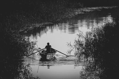 Fisherman's morning