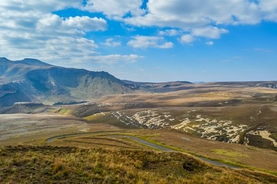 Beauty of Clarens - Landscape